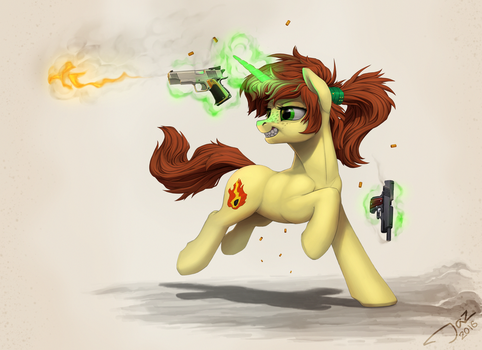 Rapid Fire by 1Jaz