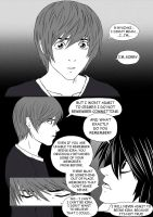Death Note Doujinshi Page 28 by Shaami