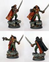 Lord Commissar by Skippythewonderdog