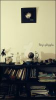 My new piece of forniture... by Nobodyloves