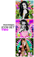 Iconpack 2  03 icons by Thearchetypes