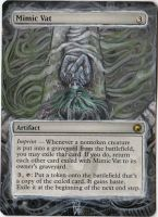 Magic Card Alteration: Mimic Vat by Ondal-the-Fool