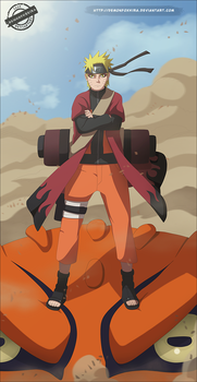 Naruto the New Sage by DemonFoxKira