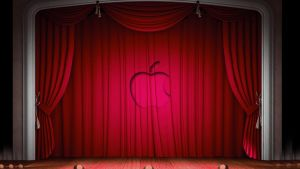 Apple Stage by delboy1066