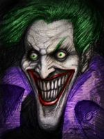 Joker: Arkham Asylum by jokercrazy