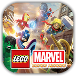 LEGO Marvel Super Heroes Game Icon by Wolfangraul