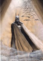 batman..reprise by LucaStrati