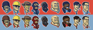 TF2 HUD Icons by Reanimated-K