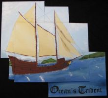 Ocean's Trident by Capitaine-Jaf