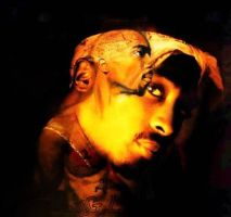 2Pac by lost-n-wasted