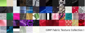 GIMP Fabric Tex. 1 by ObscuredInGettysburg