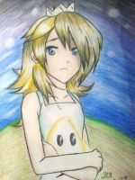 Young Rosalina by HypaSonic