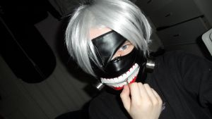 Tokyo Ghoul Cosplay 6  by lelouch10