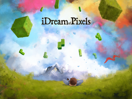 iDream of Pixels by atma33