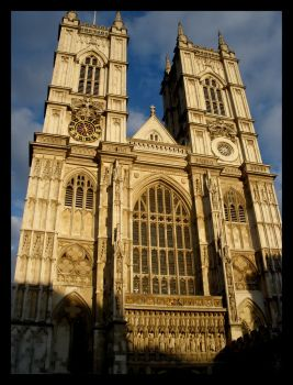 Westminster Abbey by Ely-Baby