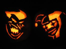 JHQ Pumpkins by Kagu84