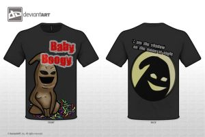 Baby Boogy T-shirt by Jevis626