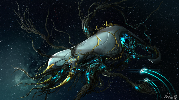 Warframe: Orokin Derelict by Filtered-Suliva