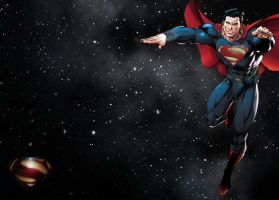 Man of Steel Jim Lee by Kyl-el7