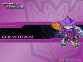 Galvatron by the-tracer