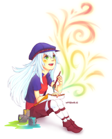 Colorful by whispwill