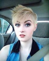HAIRCUT AND UPDATE by daisydaisydoom