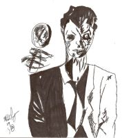 harvey two face by friday13thkiller