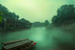 Fenghuang1 by Michaeliawu