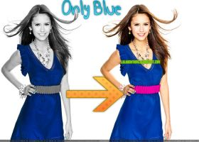 Only Blue by LulyyEditions