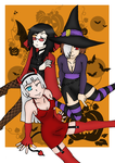 Happy Halloween by lilith-lips