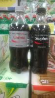 Share a Coke With: Christa and Stephen by TenshinoInori