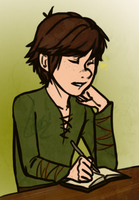 Sleepy Hiccup by Livori