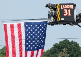 Ladder 31 - Flag by AaronMk