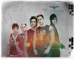 A7X by glassballerina