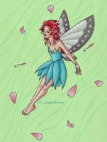 pixie redhead by phoenix-feather