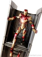 Iron Man Mark 42 6 by 0PT1C5