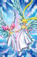 Sailors. Winged Princess by vopoha