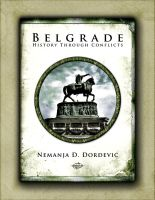 Belgrade - The Book by BraceZenith