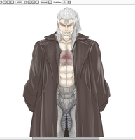 Dracula Reincarnated WIP by Arrancarfighter