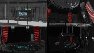 DOA5 Stage Lab by rolance