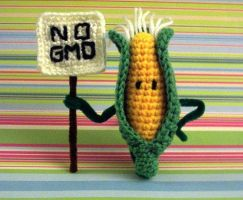 No GMO Corn by OhMyGurumi