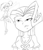 Mad tink with juniper flashink by culdesackidz