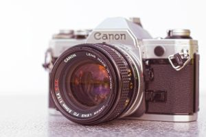 Canon AE-1 by Ryan-Warner