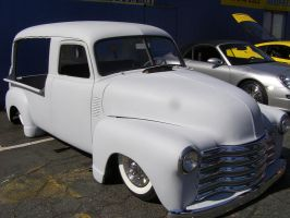 Chevy Panel Truck Van Thngy by Jetster1