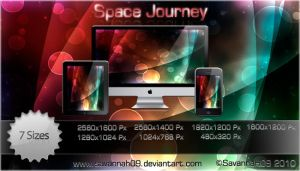 Space Journey by SavannaH09