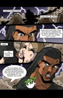Angel Savior issue 1 page 1 by levonn78