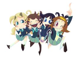 K-on. by Gashi-gashi