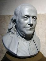Benjamin Franklin by death-a-holic