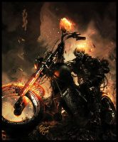 Ghost Ride... by NightStrifeGFX