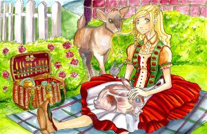 Dolly Kei Garden Party by Meam-chan